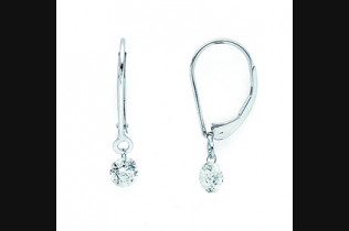 G7650 Shimmering Diamonds Earrings 1/5, 1/4, 1/3, 3/8, 1/2, 5/8, 3/4, or 1ctw